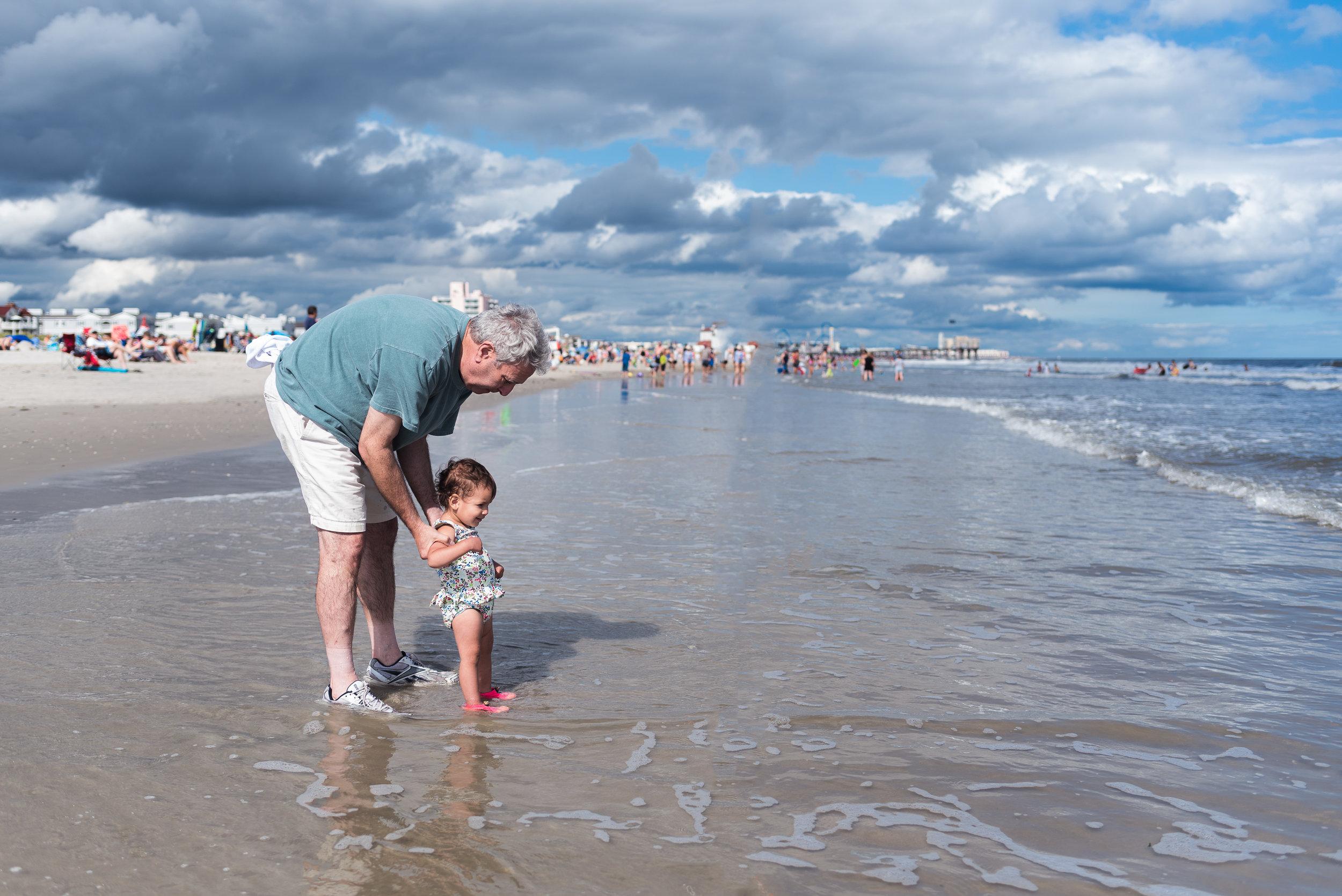 beach photography ocean city nj