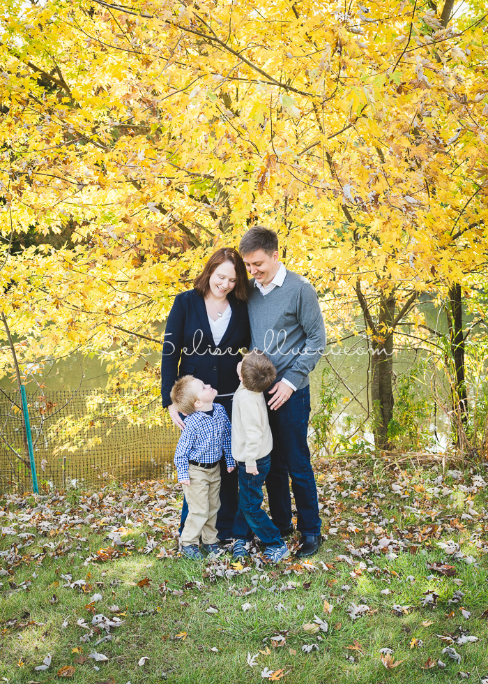 philly fall family session