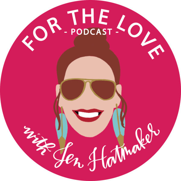 For The Love with Jen Hatmaker - I've read some of Jen's books and follow her on all the social media channels. She is spunky, hilarious, tough as nails, compassionate, and so well spoken. I love listening to her conversations with strong women who are making a difference in this world. Favorite Episodes: Ep 2 with Brene Brown, Ep. 4 with Annie Downs, and Ep 8. with Amena Brown