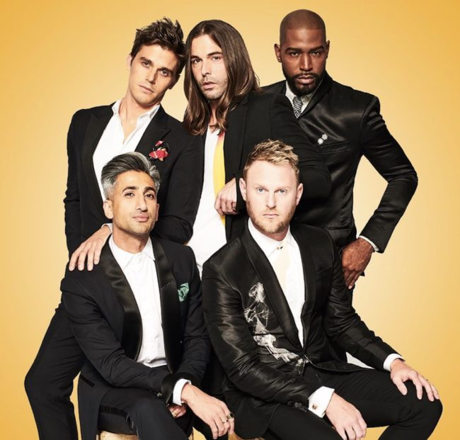 Queer Eye - The show Queer Eye for the Straight Guy was popular in the early 2000s and this is a reboot on Netflix! It's a classic makeover show, where five gay men make over a straight man's life- house, cooking ability, fashion, grooming, and relationships. It's so heartwarming and Austin and I love it. Set in Georgia, the Fab 5 work their magic and love on guys across the state and receive a lot of love and acceptance in return. My mom and dad have really loved this show too!Watch season 1 on Netflix!