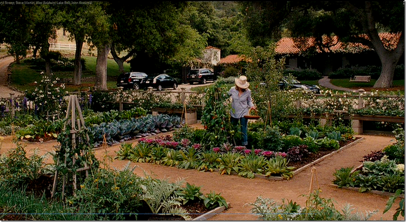 From the movie It's Complicated, which is clearly #gardengoals