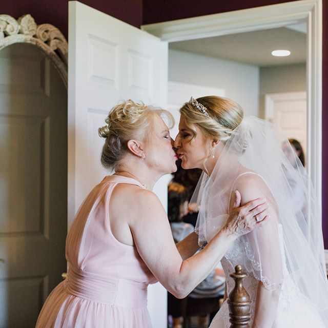 A Mother's Love #oldmissionweddings