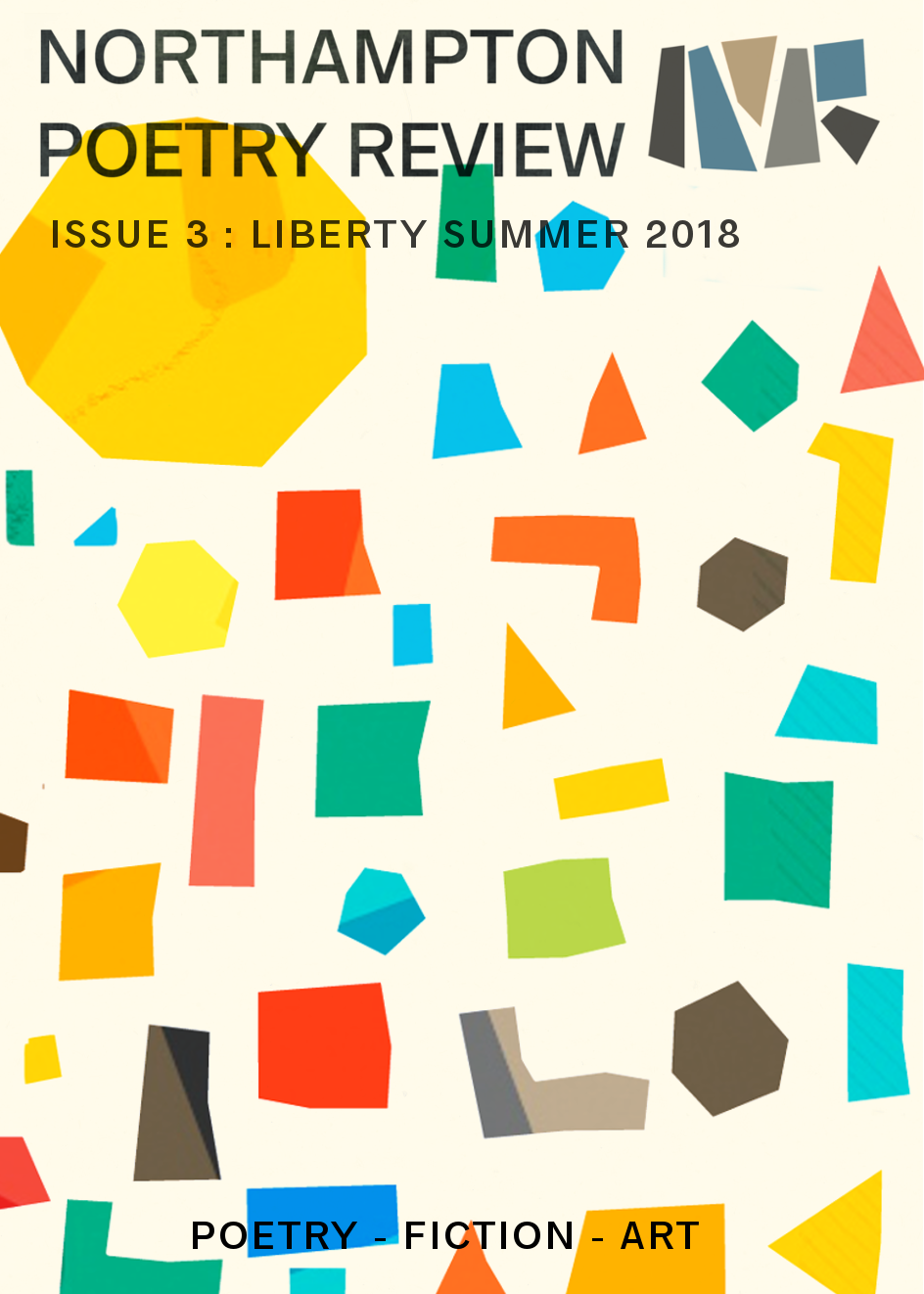 Download Northampton Poetry Review Issue 3: Summer 2018 [.PDF] by clicking on the cover image.  Or read via issuu below