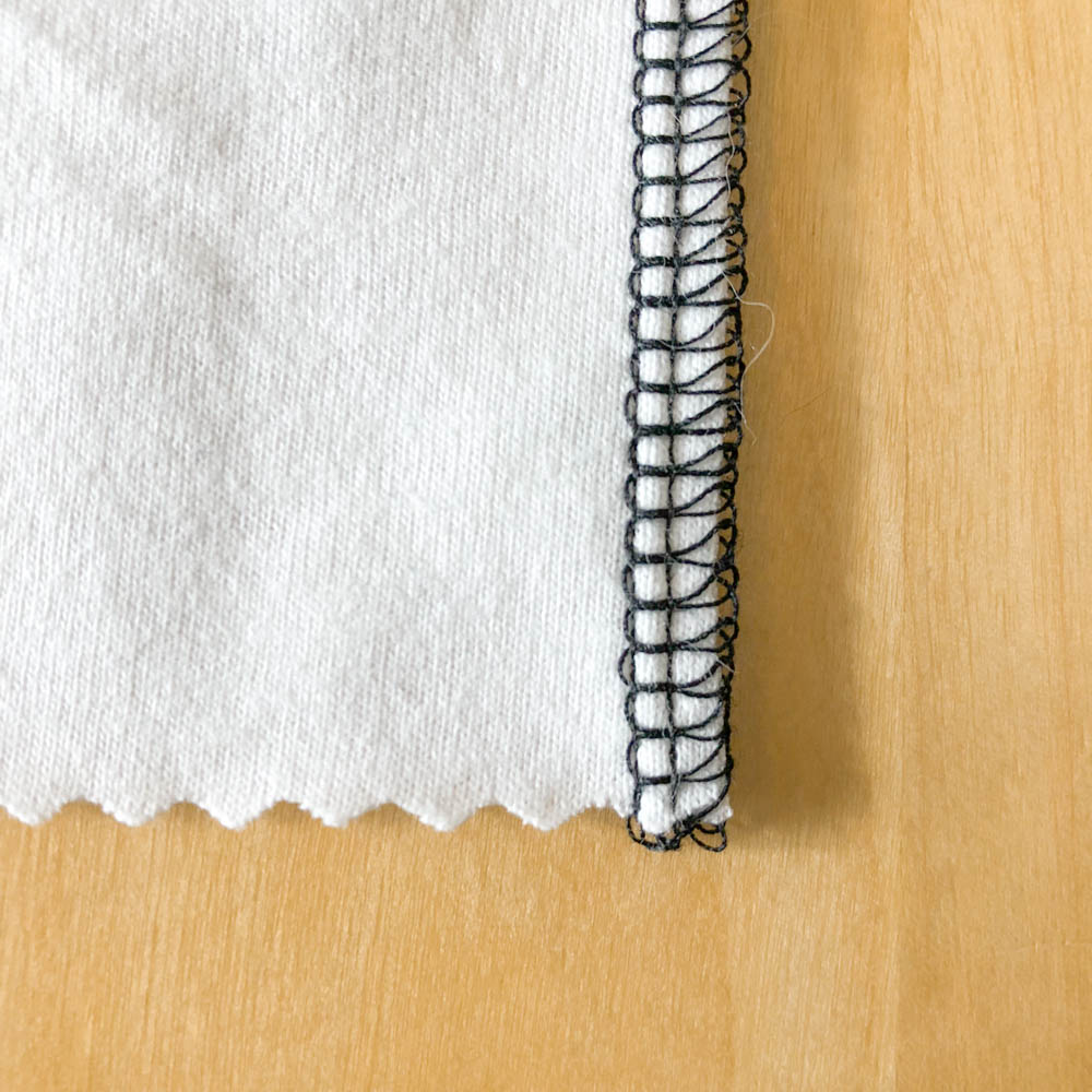 Learn to sew with stretch fabric with our thorough and easy to follow tutorial. By Wearologie.com