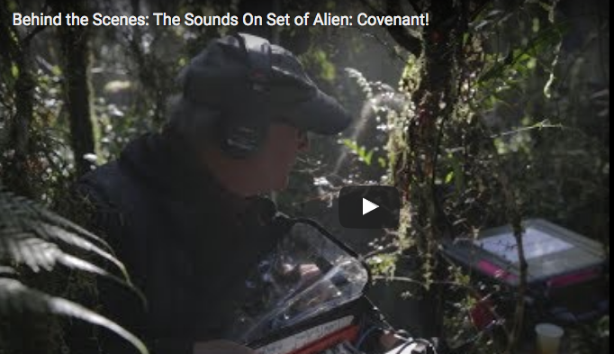Great video. A step forward in quality sound on location.