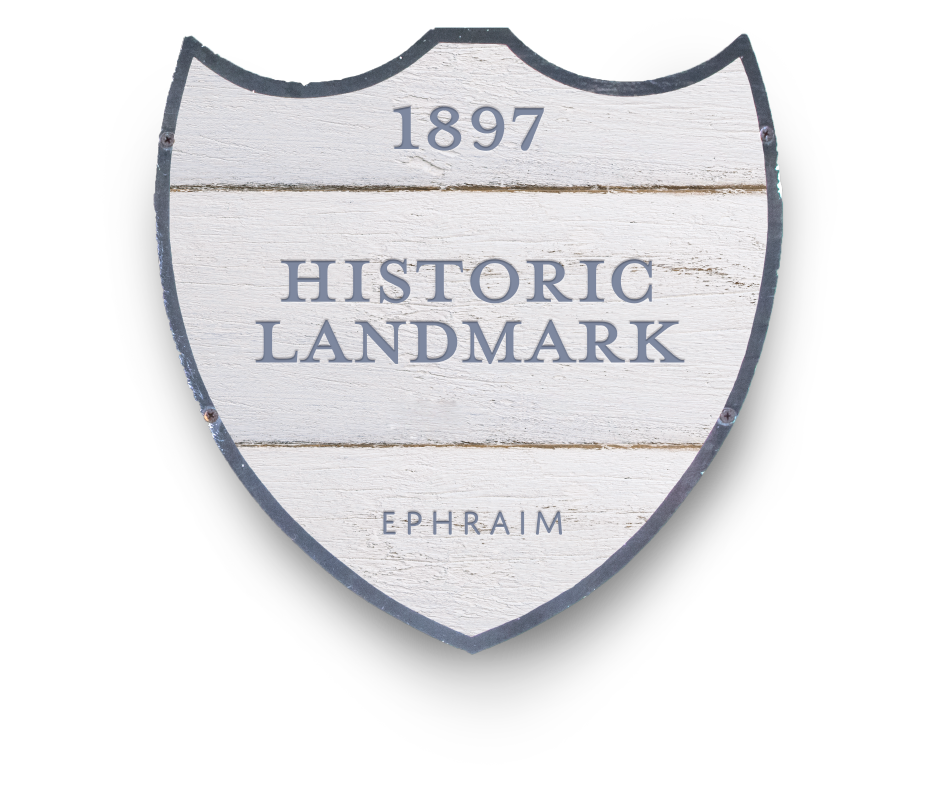 Water Street Inn Site Assets - historic ephraim landmark 1897.png