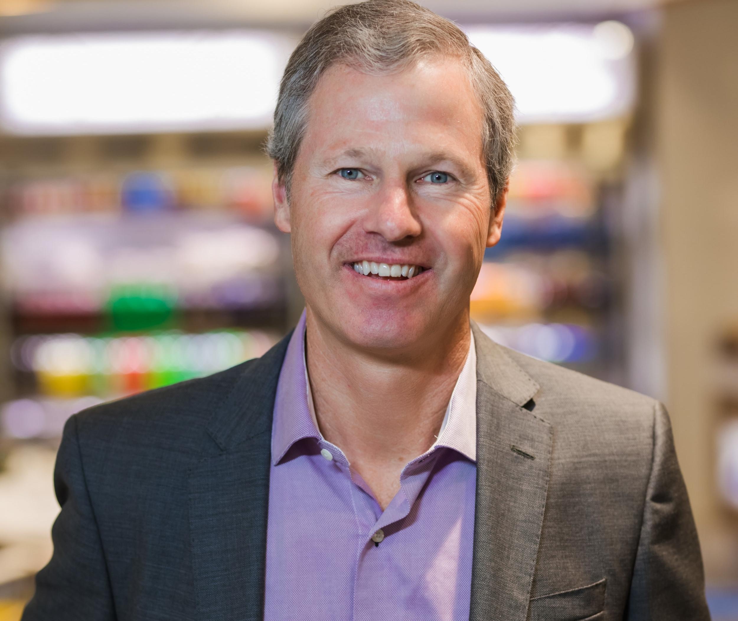 Dennis Hogan, CEO Foodbuy