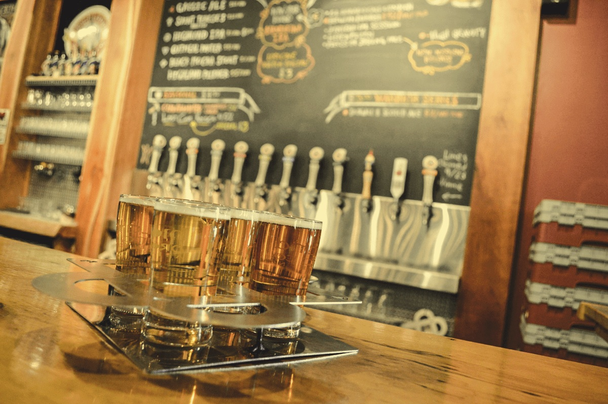 Craft Brewery Tour -