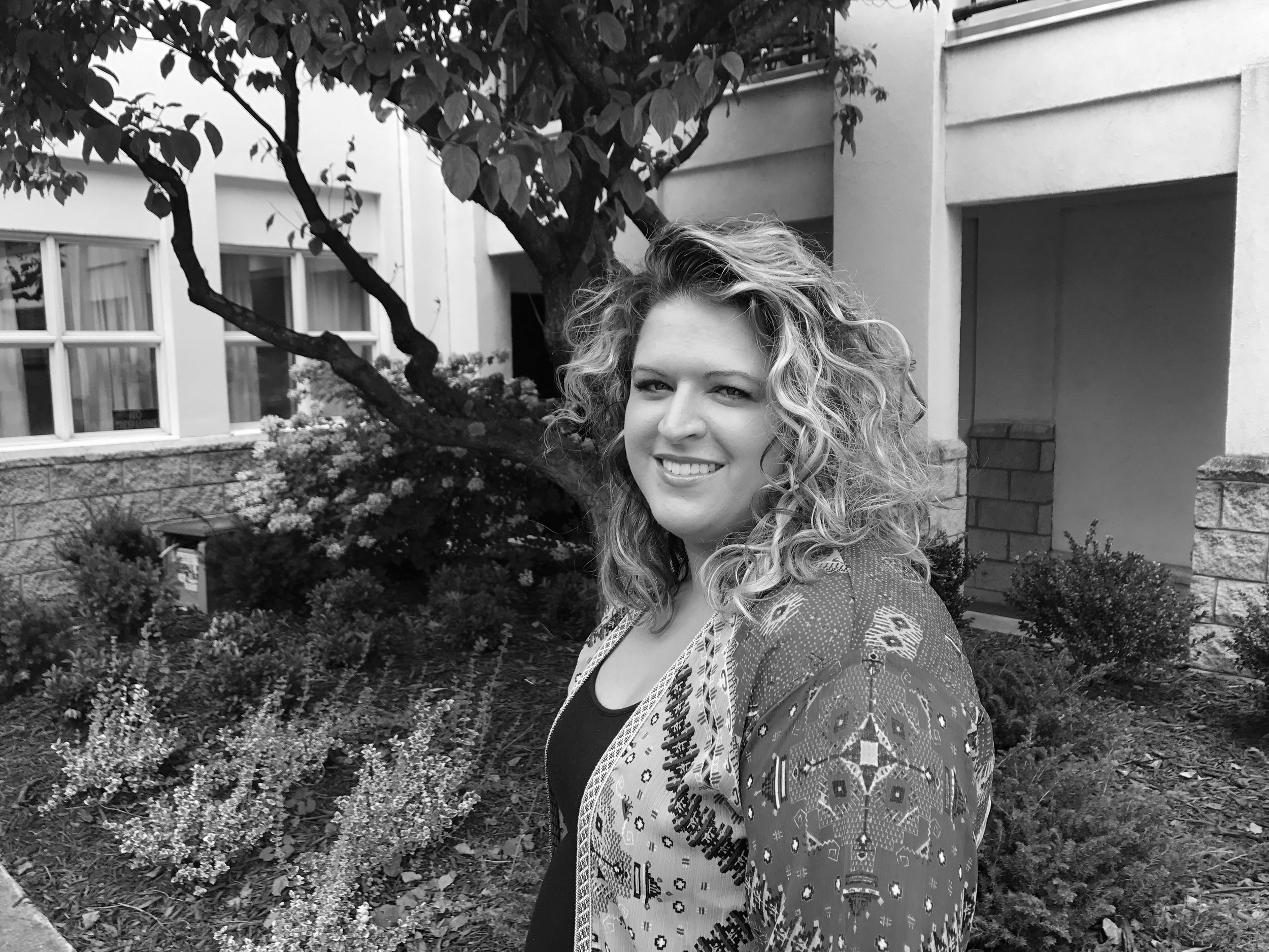 Christa graduated from Haywood Community College in 2007 with her degree in Cosmetology. She began her career at Mastercuts, where she became familiar with color lines like Redken and Matrix.In 2012, Christa came to work for Salon Dragonfly. Since joining Dragonfly she has gained even more knowledge by being trained with another color line, Aveda, as well as their product line. She has since then gained knowledge by working with DevaCurl, and with our two newest color and product lines; Davines and Moroccanoil.Aside from having years of experience with cut and color, Christa is also experienced in formal hair styling and makeup application. She is trained in applying Jane Iredale makeup, and does makeup application from formal to everyday looks. Over all, Christa is well experienced in every area of the business and loves creating trendy styles for every individual that is in her chair. -