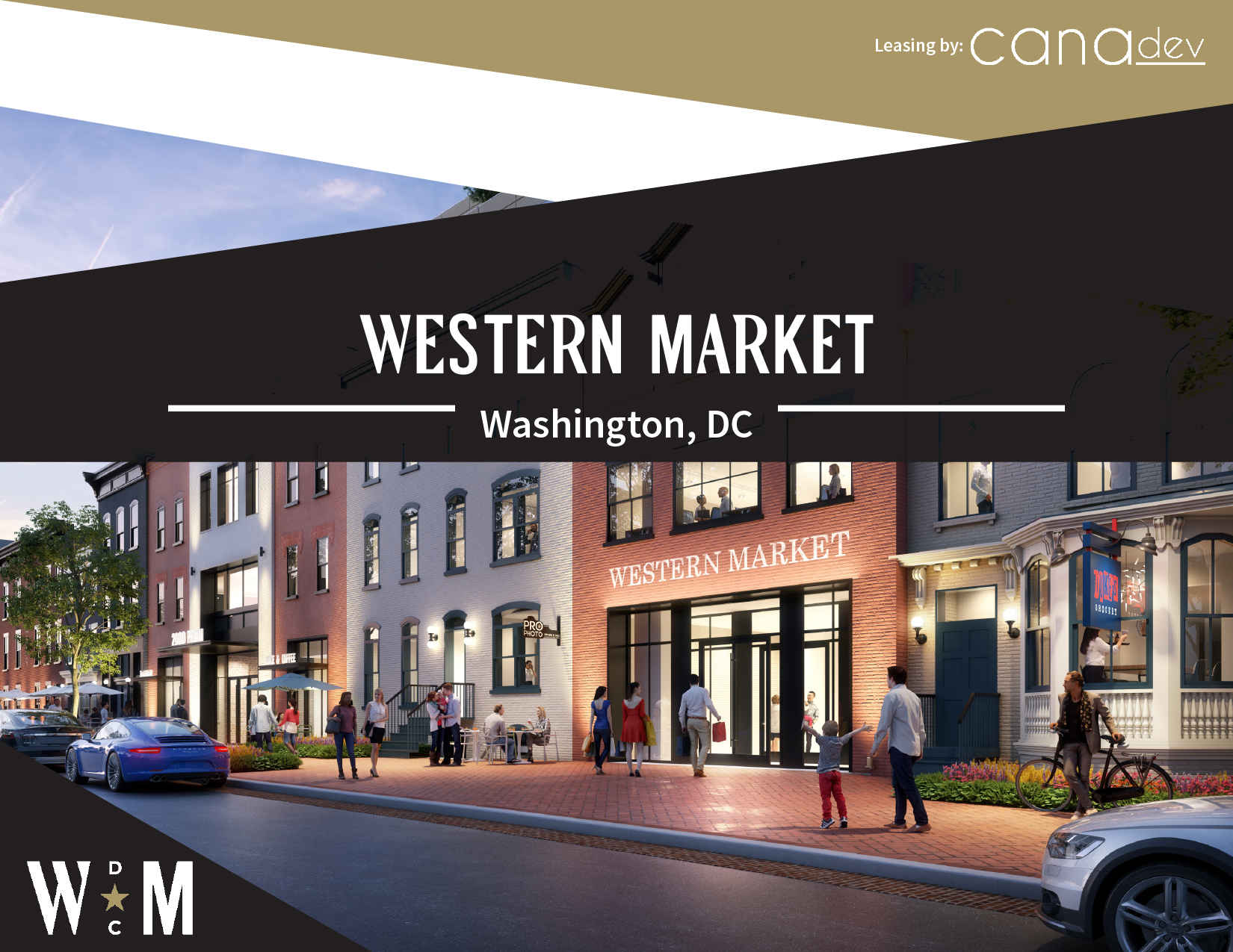 Western Market - leasing packet