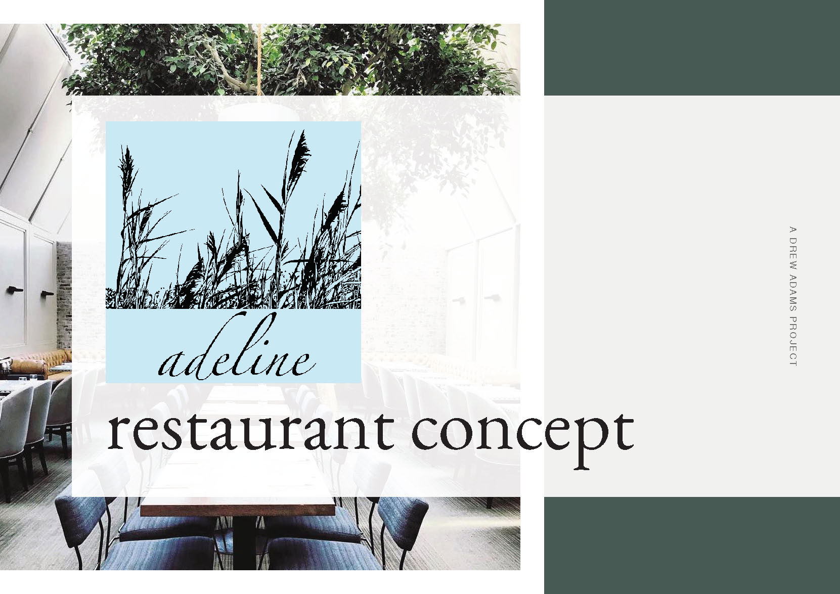 Adeline - concept lookbook