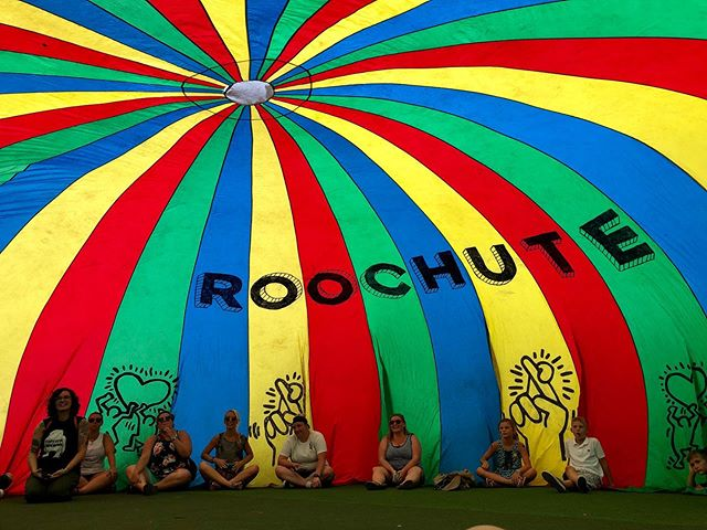 Another thanks is in order to @toochillronbro and @roochute for bringing their good vibes and shenanigans to Patchbay Fest yesterday. Roochute and their mission to raise awareness for mental health is what inspired me to do this event. Give them a follow and a high five if you ever see them.  #patchbayfest #roochute #mentalhealthawareness #onoursleeves