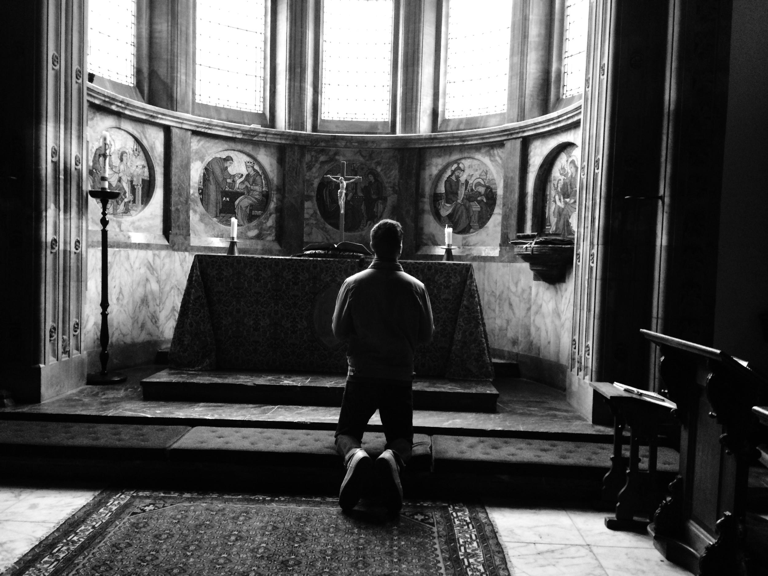 The Discipline of Prayer - By Andrew Rutten