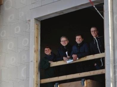 Nyt byggeri ved Holing Sø - Herning Folkeblad, januar 2019