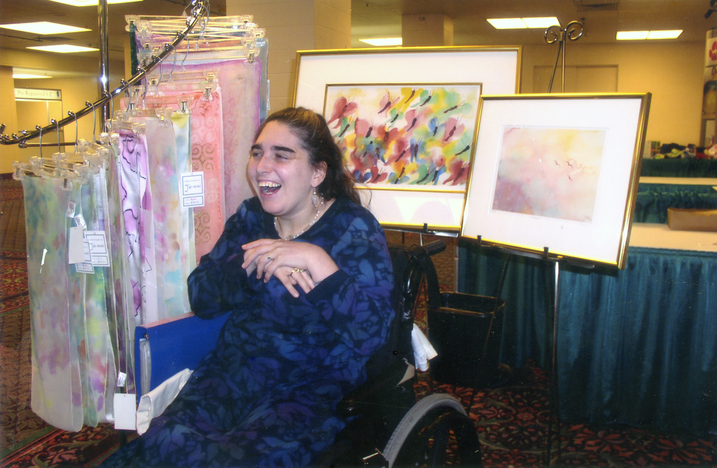 Tash Conference Chicago, 2003  - International conference focusing on full inclusion for people who have disabilities.
