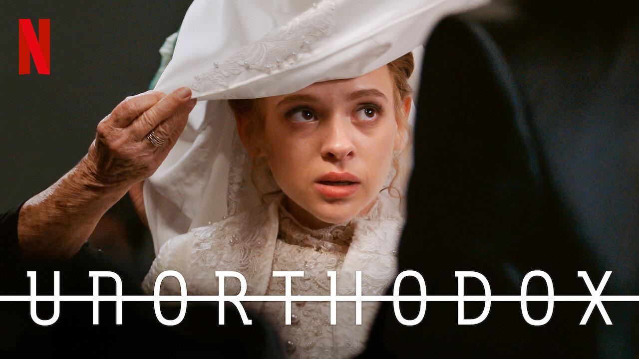 Unorthodox starring Alex Reid now available on Netflix — Grantham ...