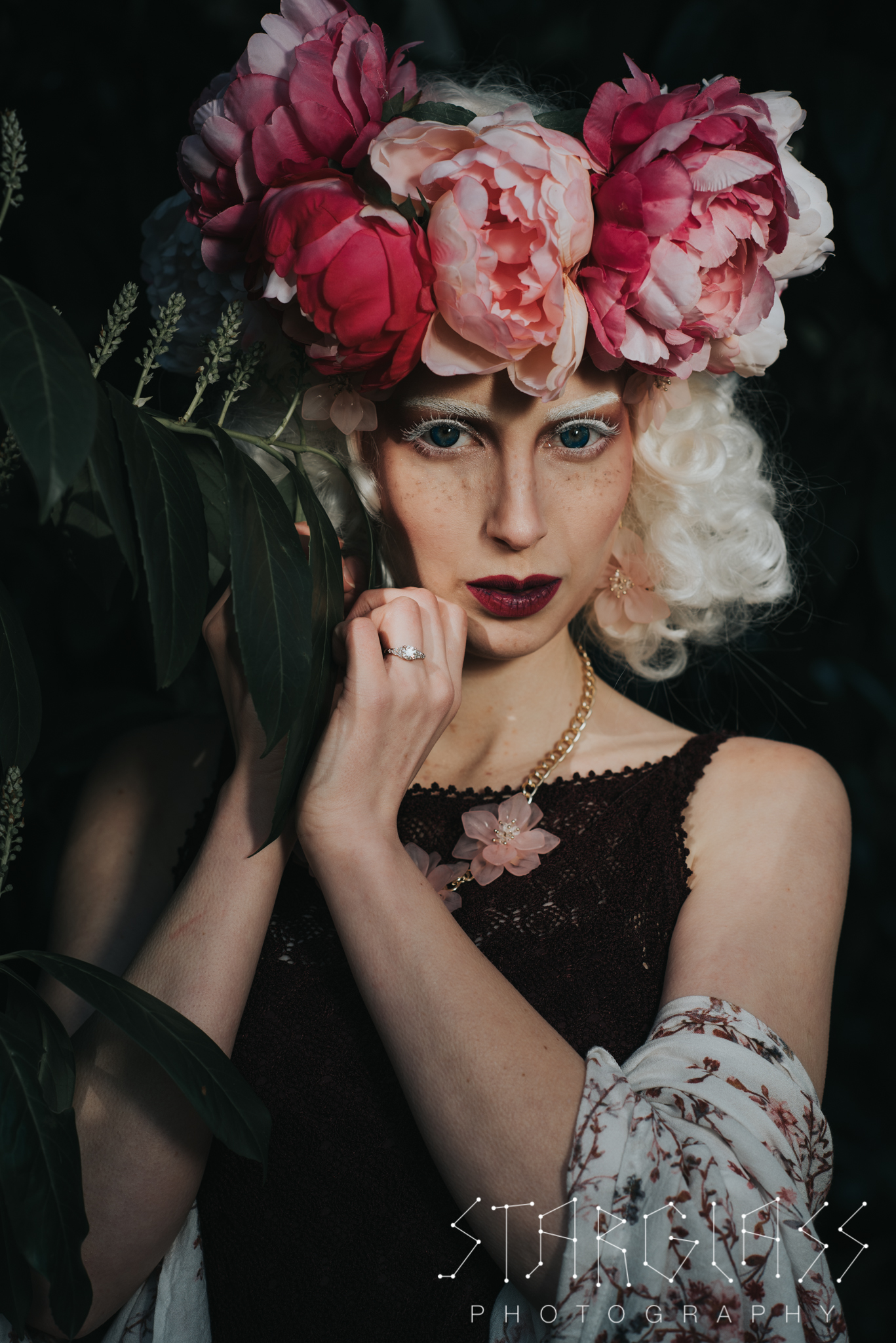 Faerie Queen Portrait