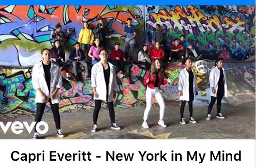 My new video is now on VEVO! Link in bio. Please like and share 🙏💕