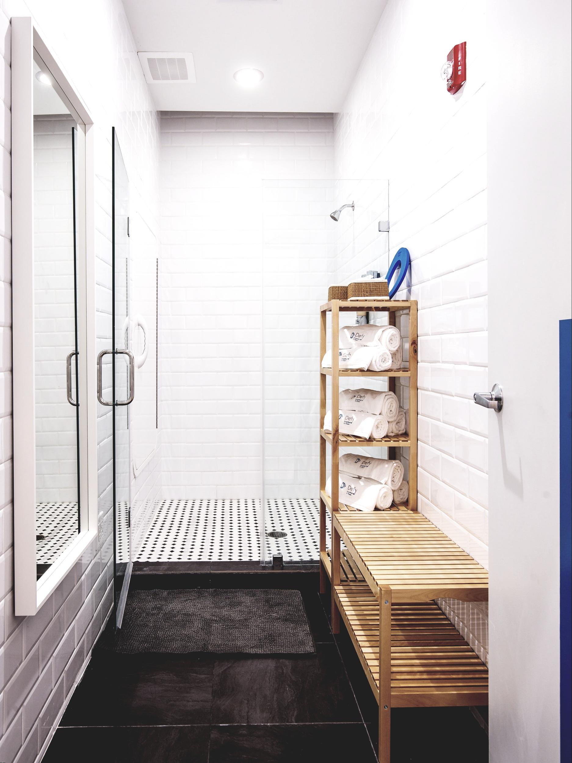 Your private en-suite float rooms!