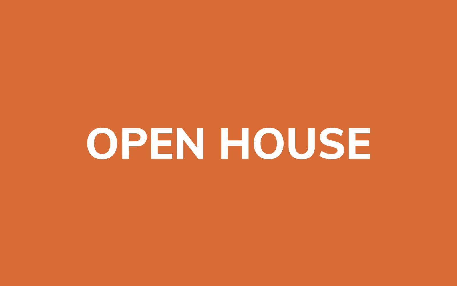 ITP Open House - Wednesday, April 17, 2019; 7:00 - 9:00 PM