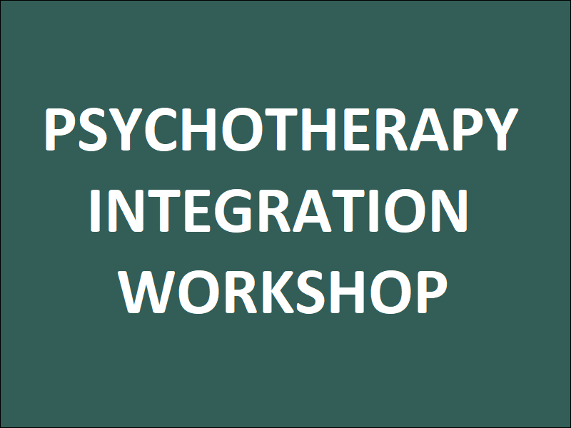 Theory and Practice of Relational Psychoanalytic Integration - Mondays, September 17, 2018 to October 22, 2018 at 1:00 pm – 3:00 pm