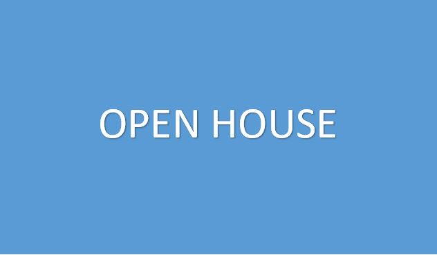 NIP Open House - Tuesday, June 18th; 7:00-8:30 PM