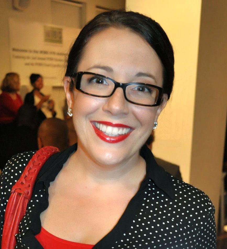 Kate Forster Headshot