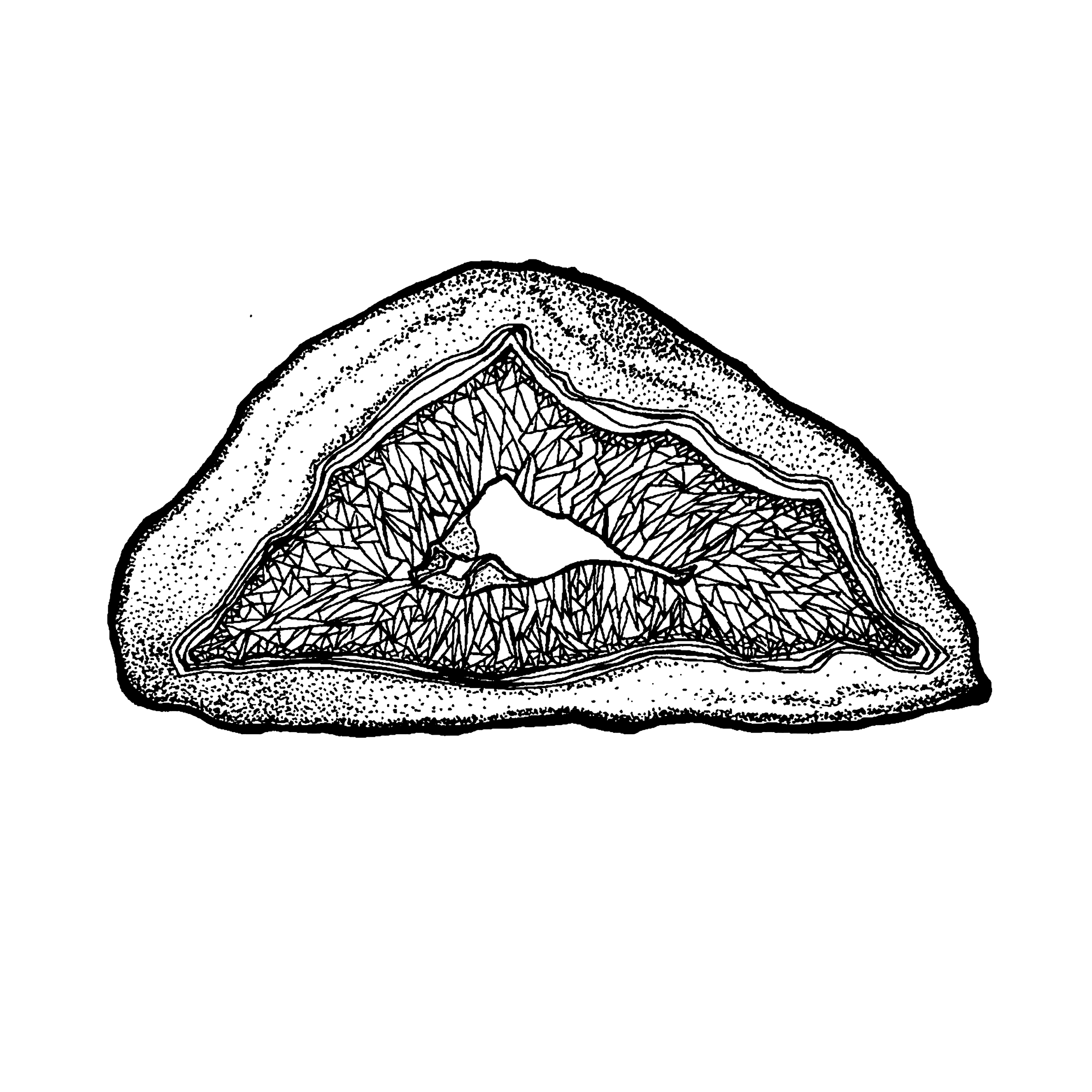 Stippled Agate-Personal Project