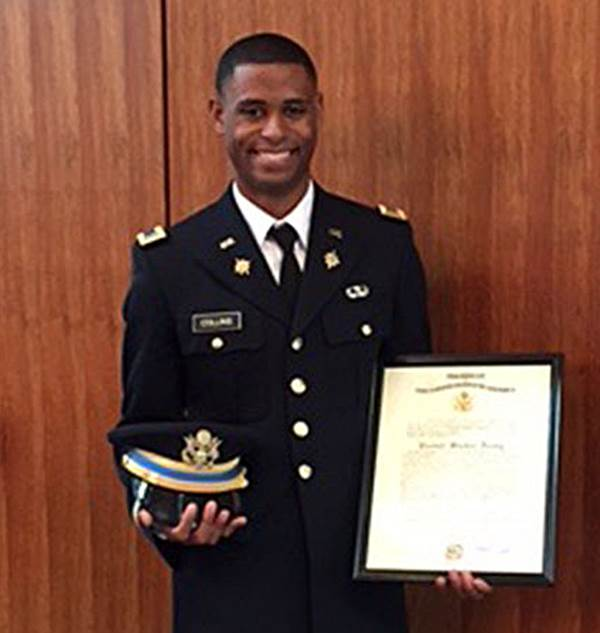 2nd Lieutenant Richard W. Collins III