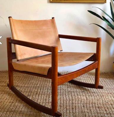 Sling Rocker Chair designed by Michel Arnoult