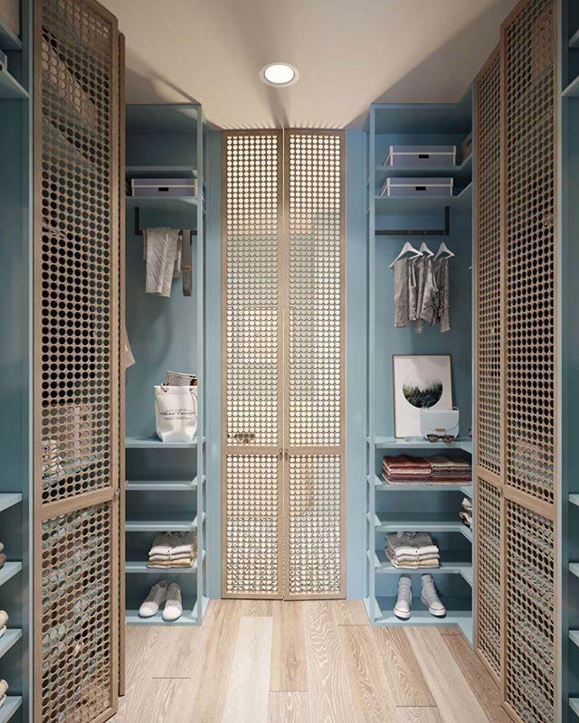 Taking a moment to inhale this SUPER fresh #custom closet design ✨📷 via Pinterest . . . . #minimalism #organized #customcloset #tastemaker #thoughtfuldesign #simplicity #fresh #interiordesigner #interiorinspo #interiorstyling