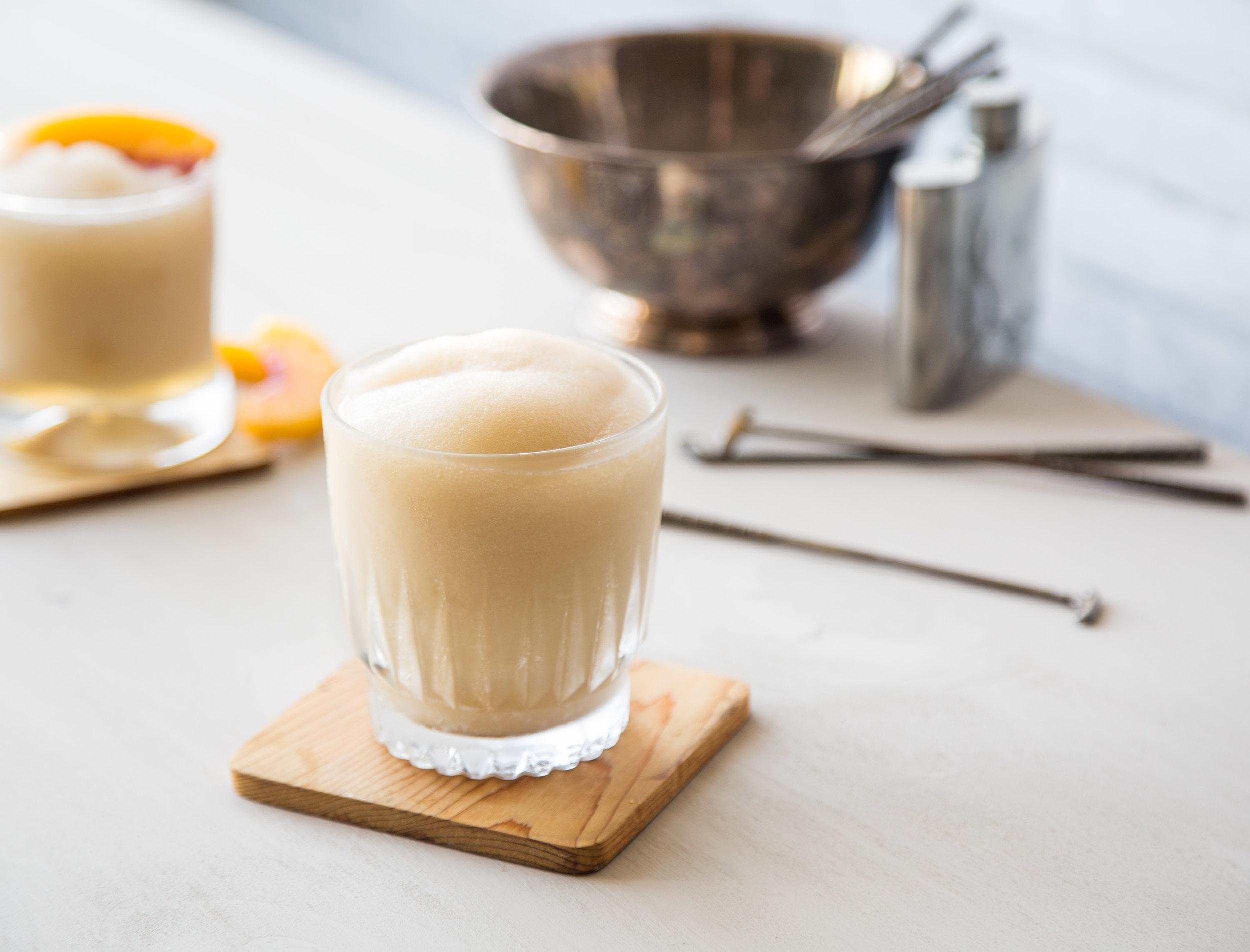 whiskey sour - Kelvin Citrus Slush Mix,Whiskey