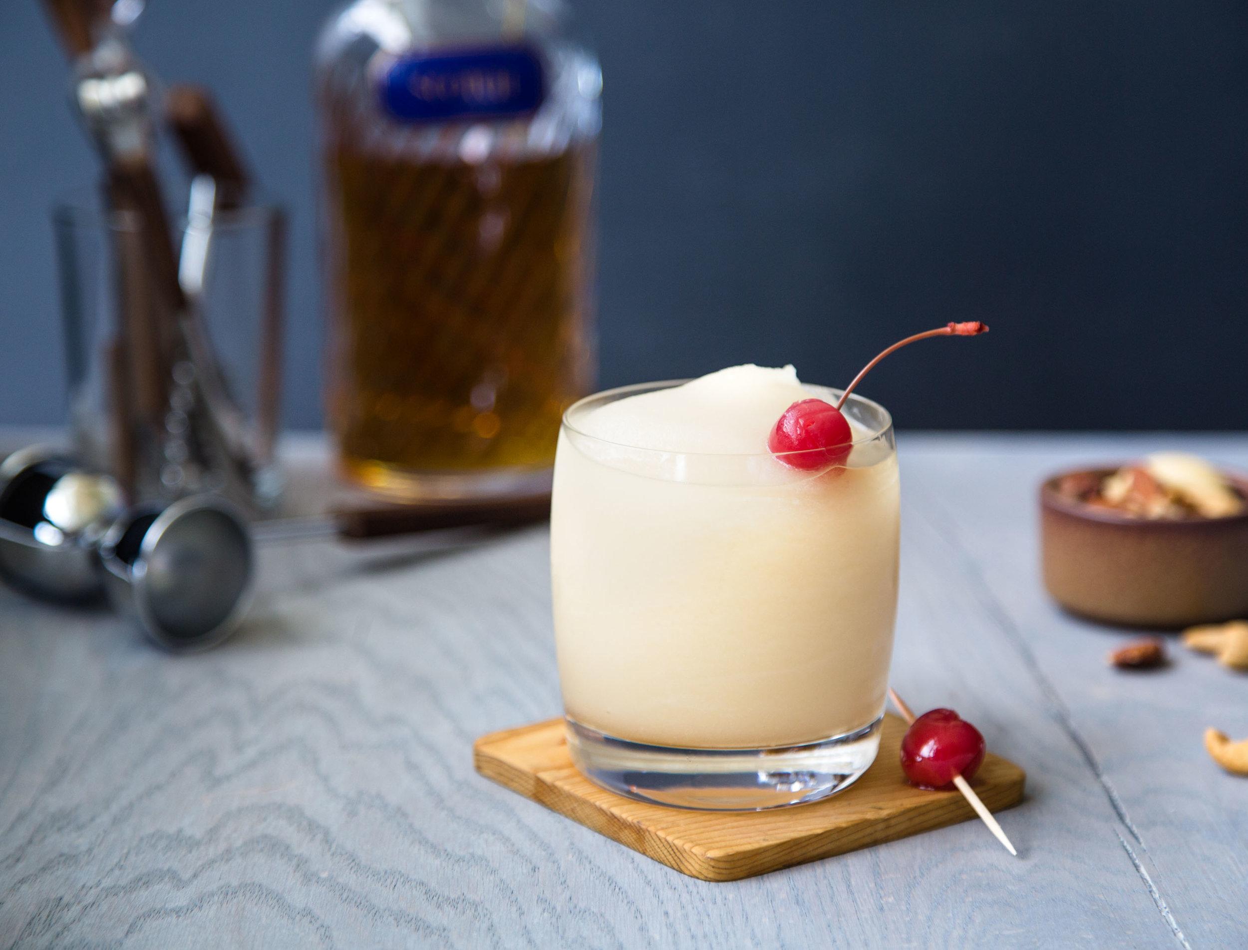 Bushwood - Kelvin Tea & Citrus Slush Mix,Rye Whiskey