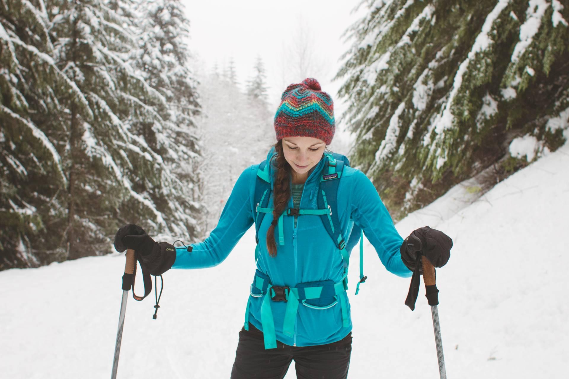 Snow activities near Seattle, WA