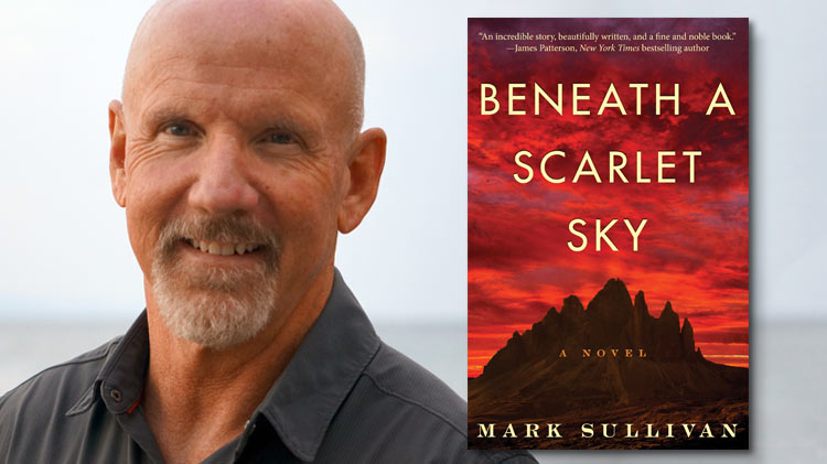 Best books of 2018: Beneath a Scarlet Sky by Mark Sullivan