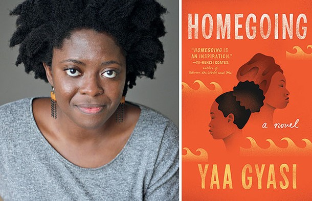 Best books of 2018: Homegoing by Yaa Gyasi