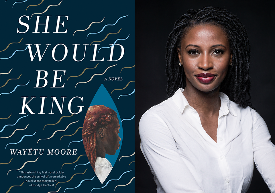 Best books of 2018: She Would be King by Wayetu Moore