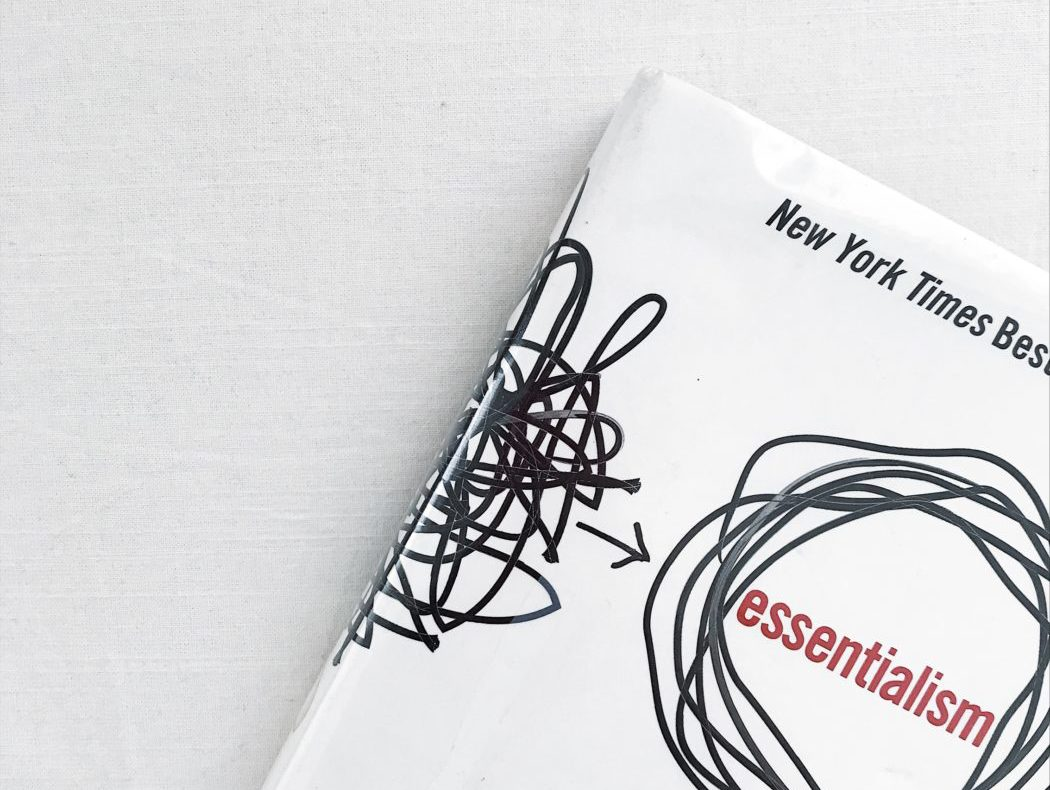 Best books of 2018: Essentialism