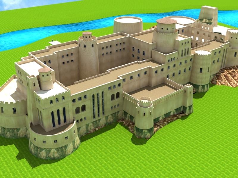 Hotel: Dubai Fortress