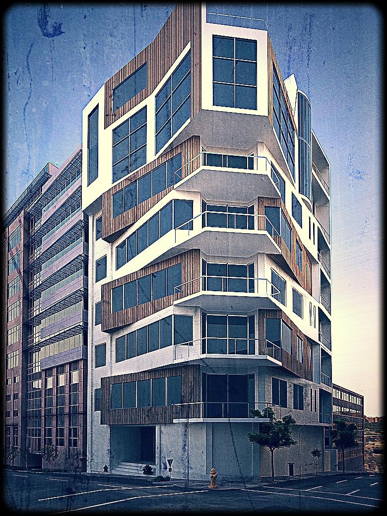 Office Building Tehran