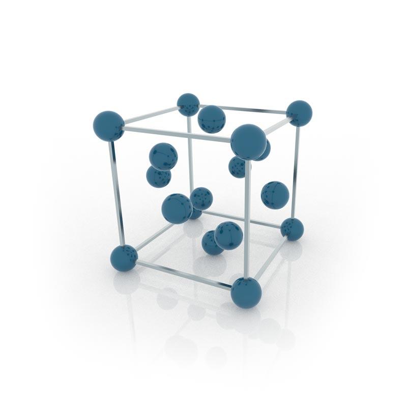 Silicon Molecule (.png)