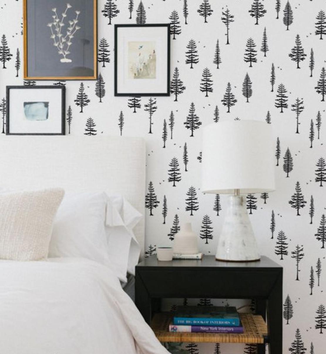 Woodland Wonderland Wallpaper