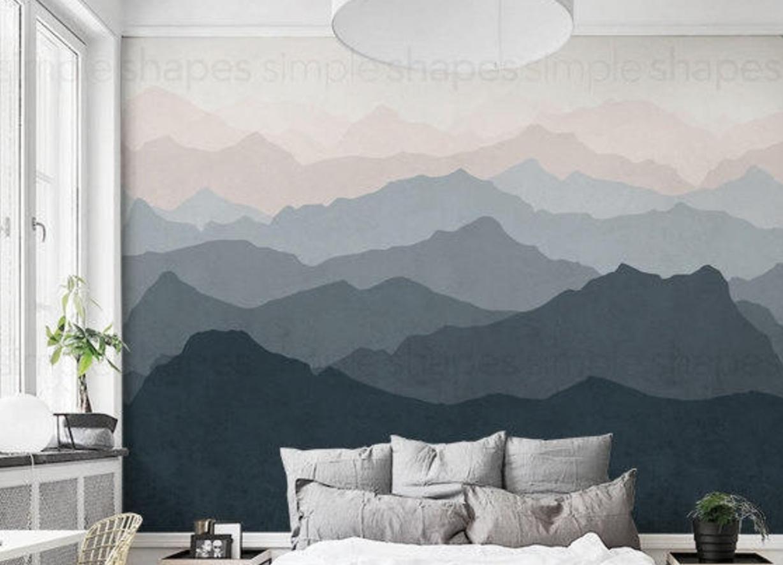 Mountain Scenery Wallpaper