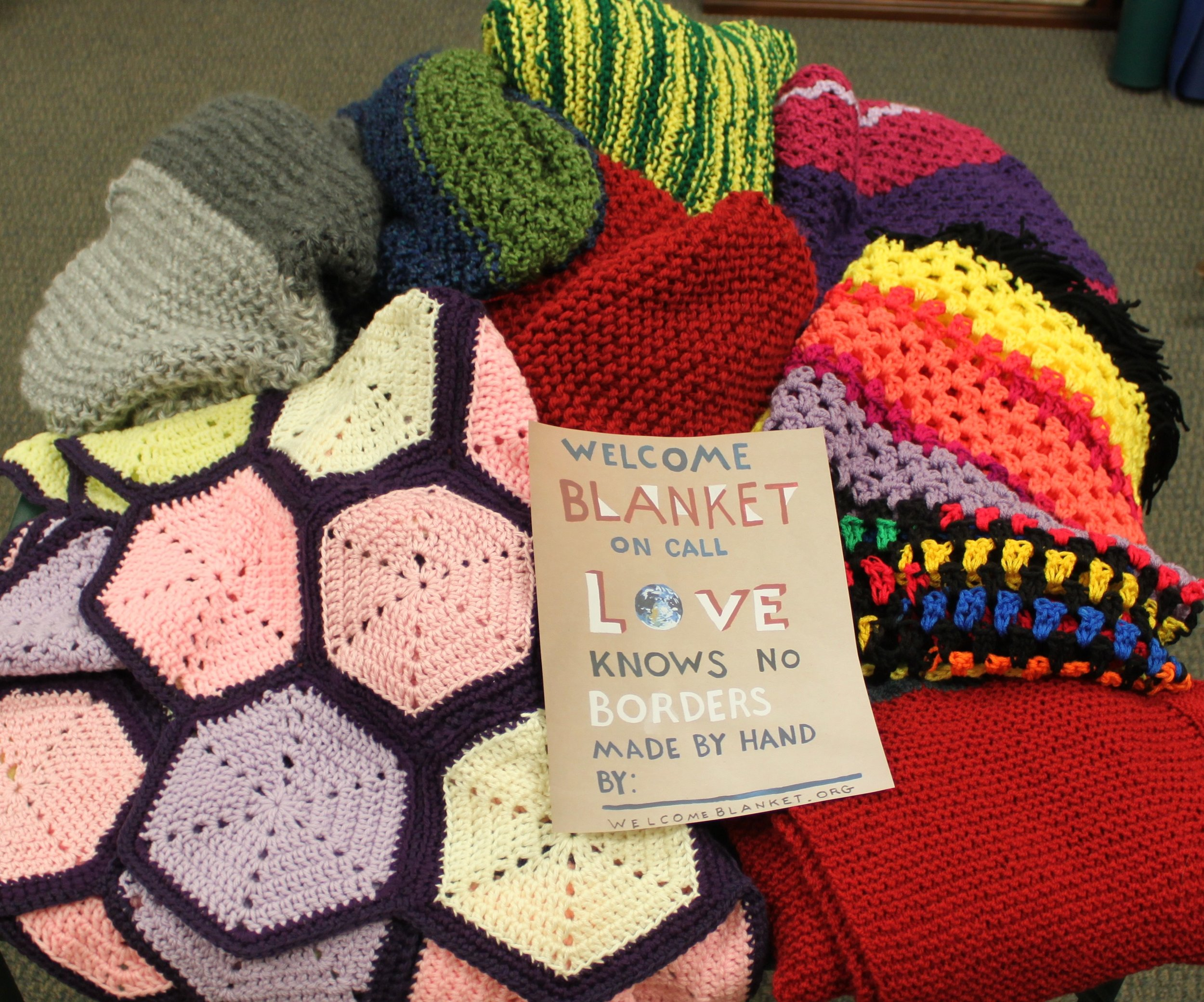 Gallery — Welcome Blanket