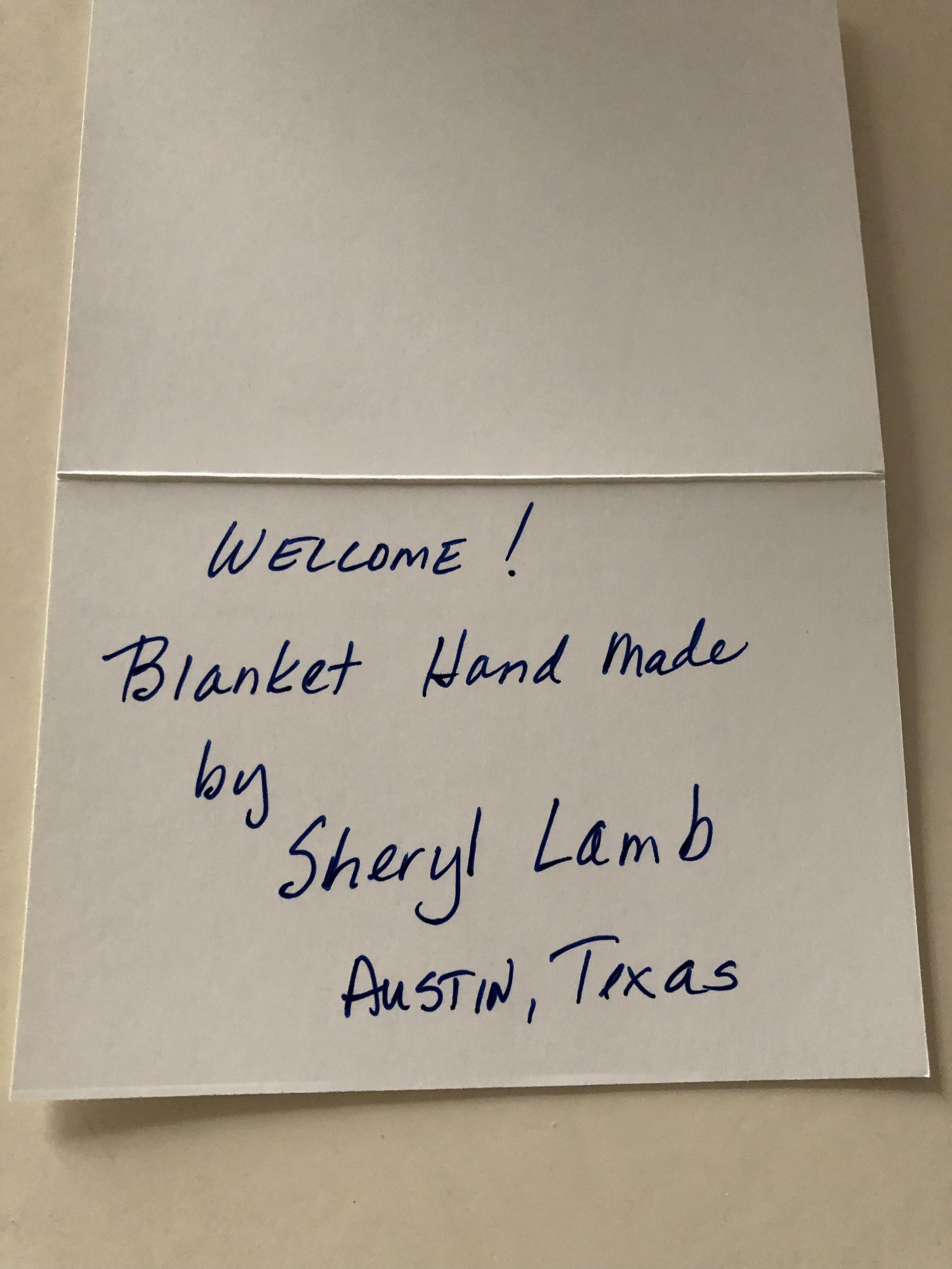 Sheryl Lamb - Lakeway TX