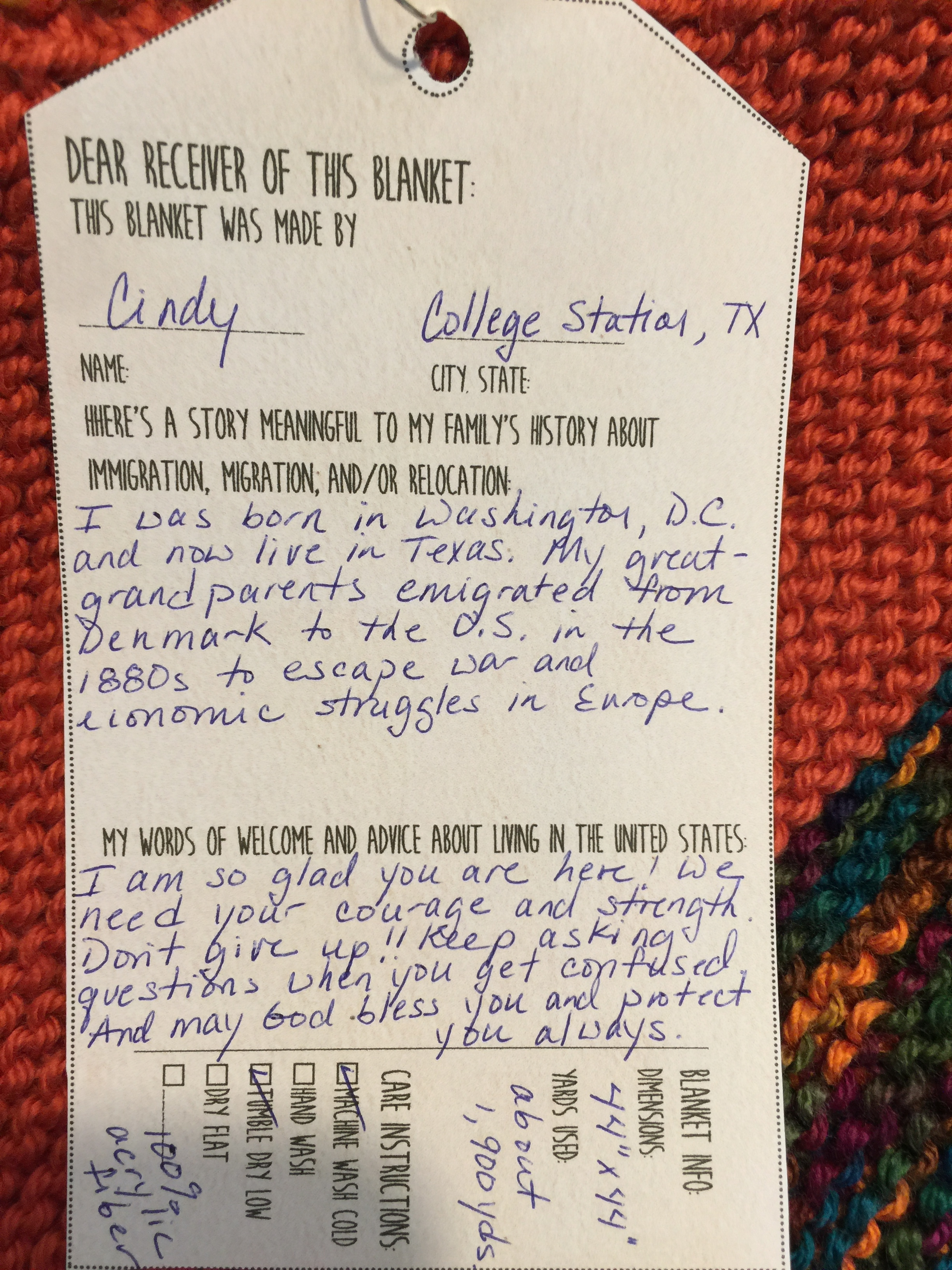 Cynthia Nevels - College Station, TX copy