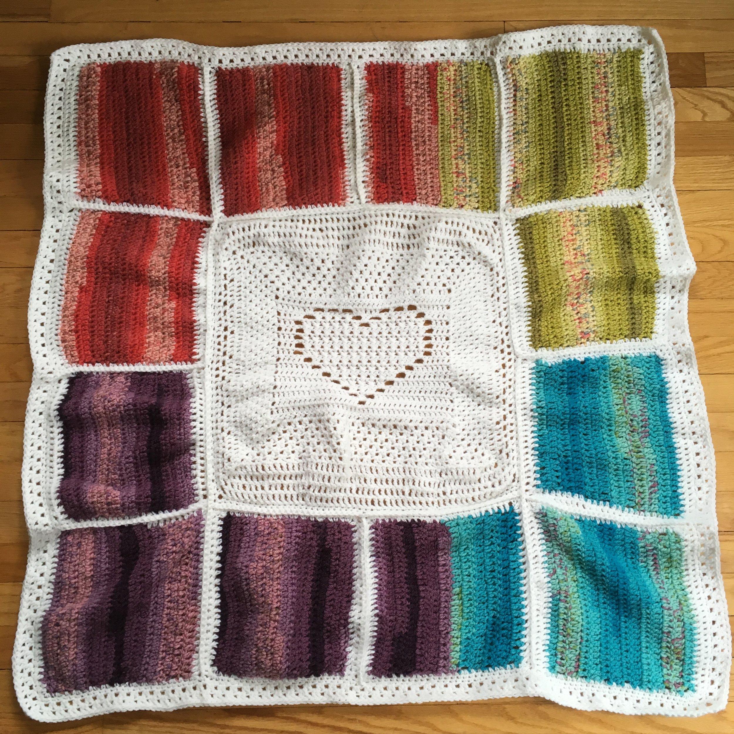 Sara B.A. and Welcome Blanket Hurd family - Lexington, MA