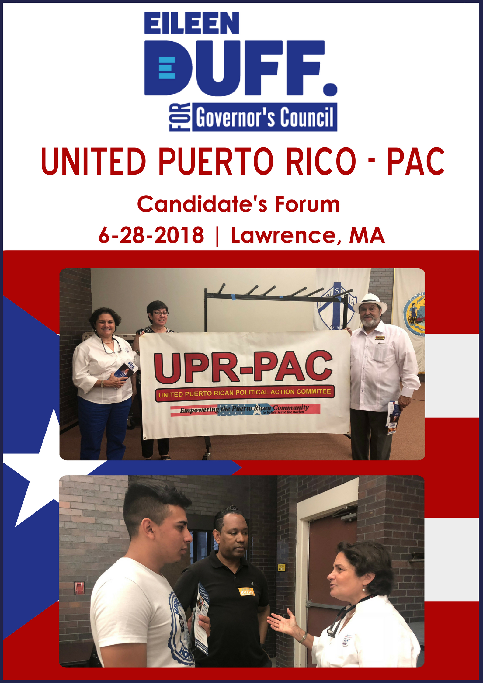 UPR-PAC CANDIDATE'S FORUM