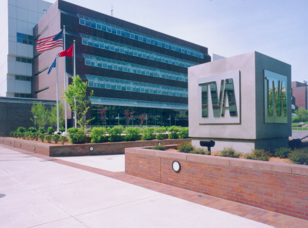 TVA Chattanooga Office Complex (COC)   Now over 30 years old, this 1.25 million sf facility is still one of the most energy efficient buildings in this region of the country.  We continue to provide services and updates to the facility, including a new Command and Control Center, LED lighting upgrades for the entire facility and redevelopment to the outdoor plaza.