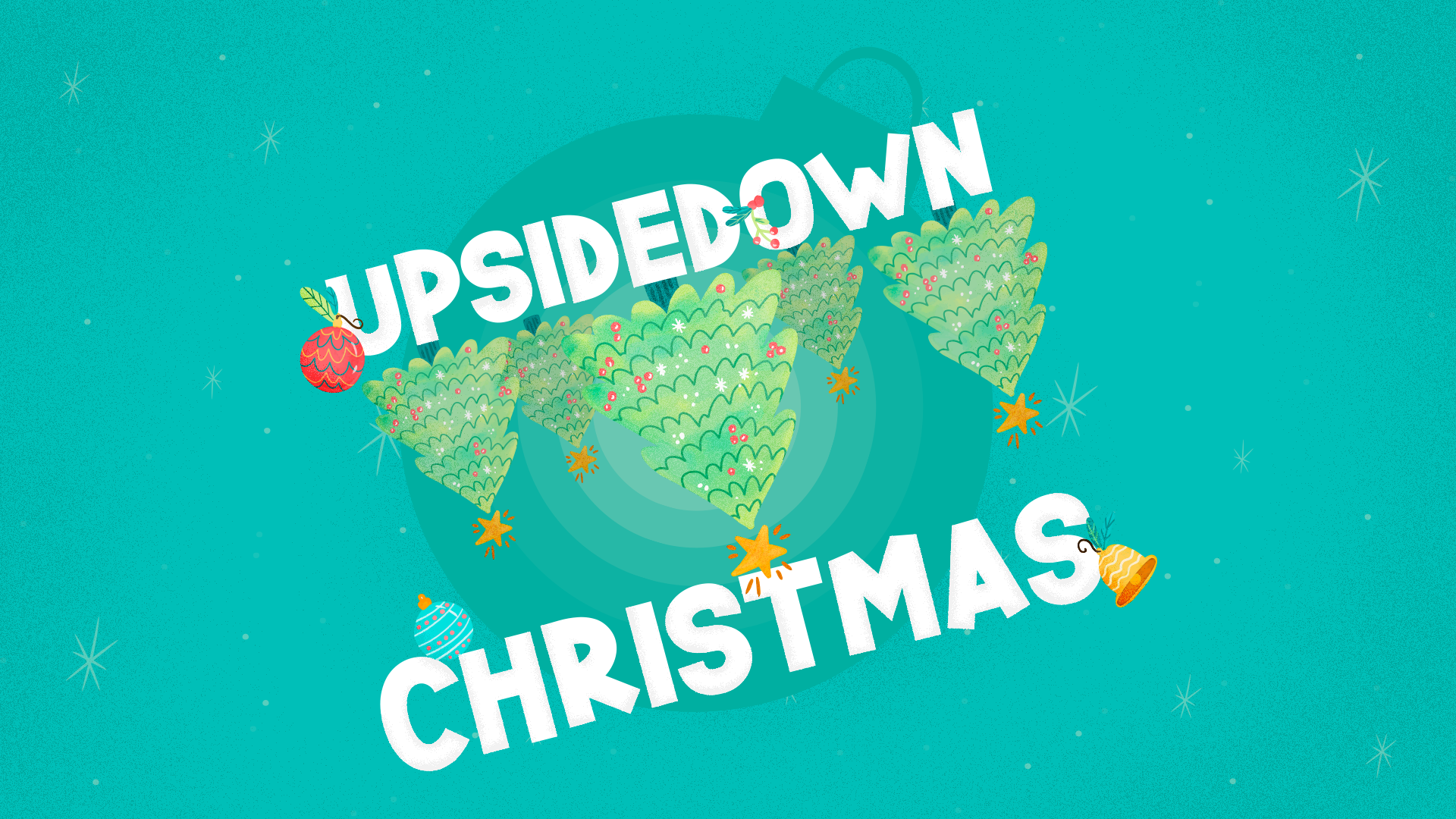 Upside Down Christmas - Kids Teaching Series